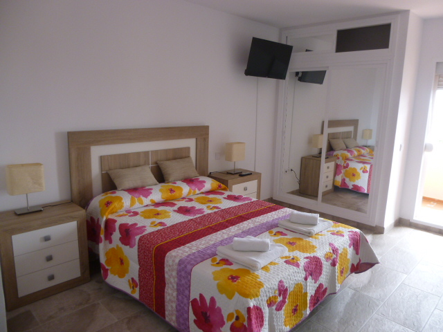 Holiday studio apartment in Jupiter, Benalmádena VFT/MA/09138