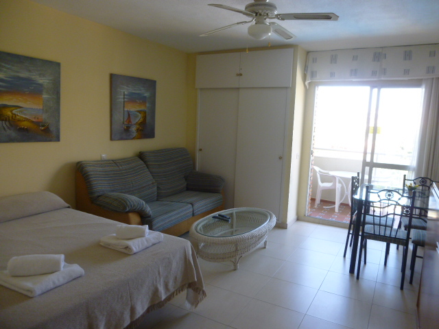 Holiday, Studio Apartment: Jupiter, Benalmádena. VFT/MA/05236