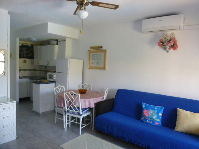 Holiday, Studio Apartment: Jupiter – Benalmádena VFT/MA/01203