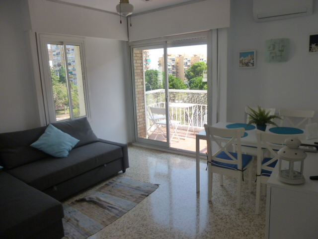 Holiday one bedroom apartment in Hercules, benalmadena. VFT/MA/12276