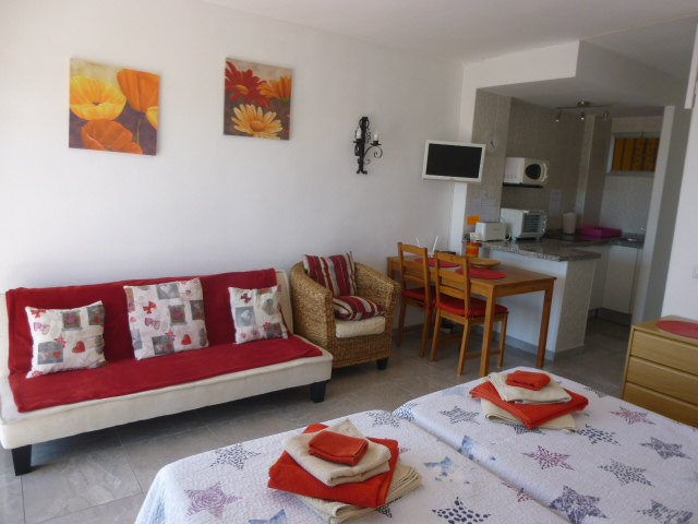 Holiday studio apartment: Minerva, Benalmádena. VFT/MA/19612