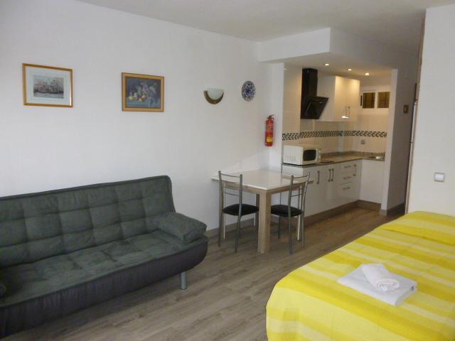 Apartamento estudio de vacaciones: Júpiter, Benalmádena