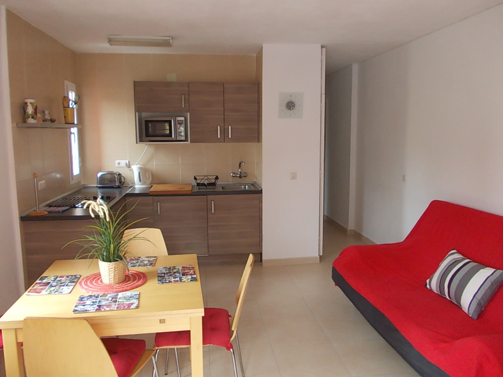 One bedroom apartment, Minerva. VFT/MA/10127