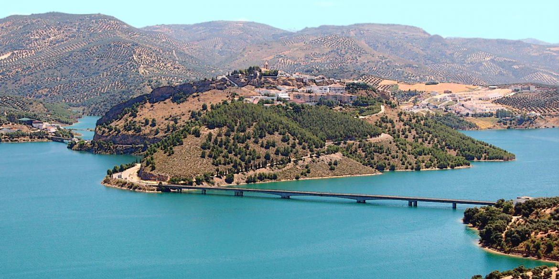 Iznajar-Lake-Bridge