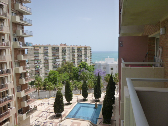 Holiday studio apartment: Jupiter, Benalmadena VFT/MA/08211