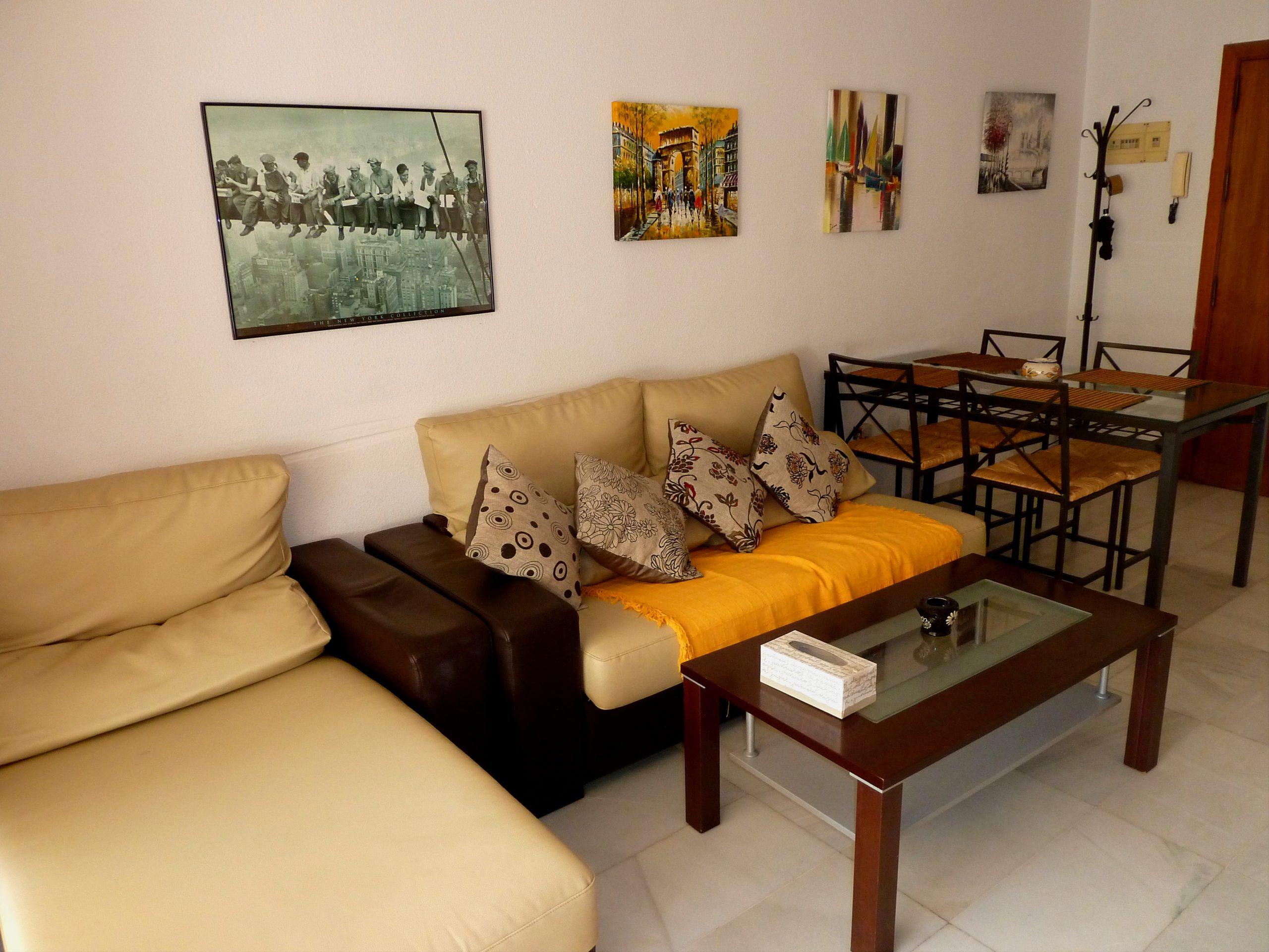 Myramar Oasis, Benalmadena: 2 Bedroom Apartment
