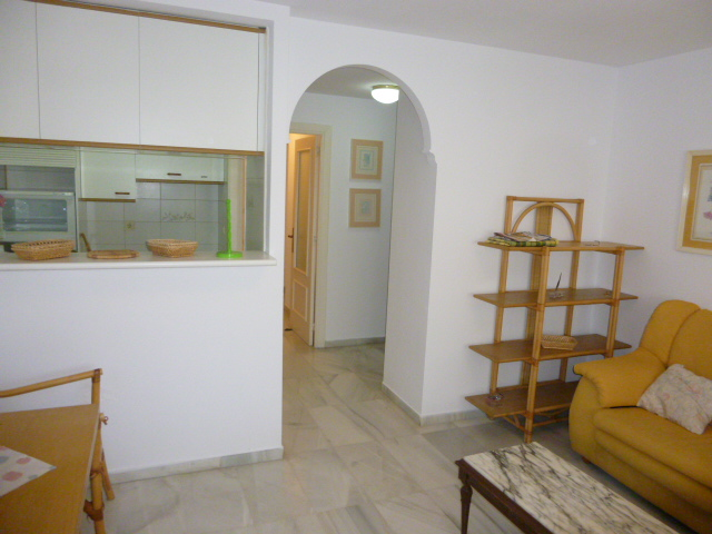 One Bedroom Apartment: Benalmadena