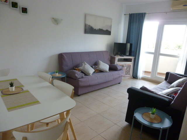 Holiday apartment in Benal Beach, Benalmádena. VFT/MA/16002