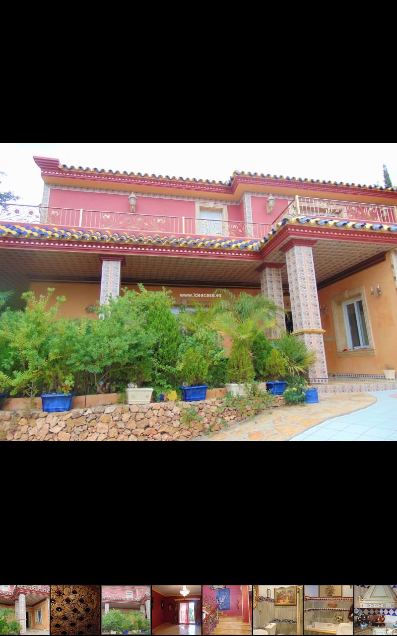 5 bedroom Independant Villa for rent in SantAngelo, Benalmadena