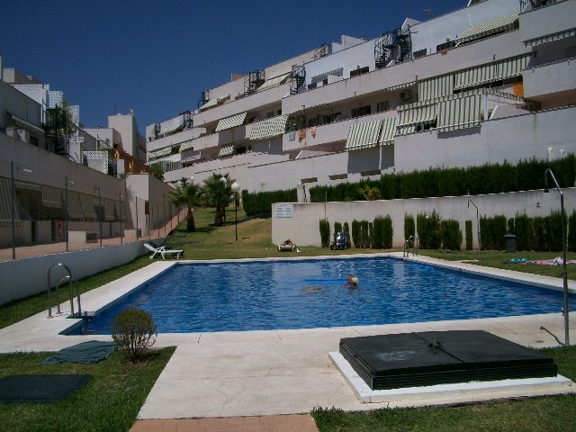 2 Bed Apartment for long term rental in Benalmadena Costa