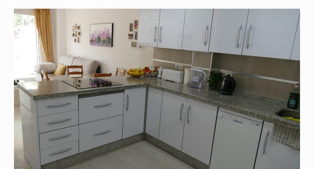 end kitchen